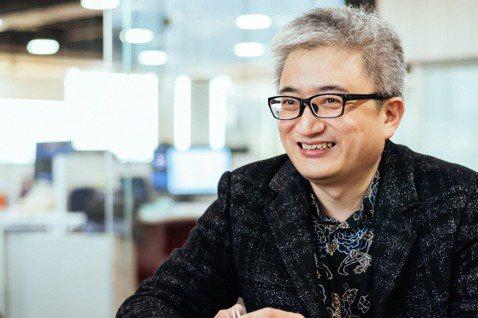 台灣人工智慧實驗室創辦人杜奕瑾。 圖/陳軍杉攝影