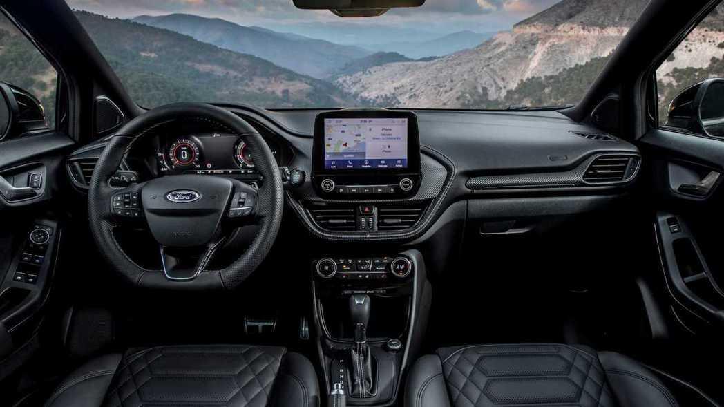 Puma 1.0升EcoBoost車型 新增了7速雙離合自排變速箱。 摘自For...