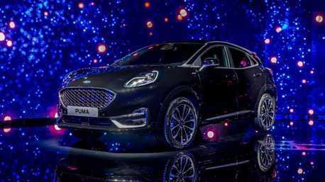 運動x豪華的騷操作!Ford Puma ST-Line Vignale車型歐洲登場