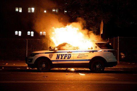 「爸爸是白人,兒女是黑人...這是紐約市長一家的分裂與對抗。」 圖/路透社