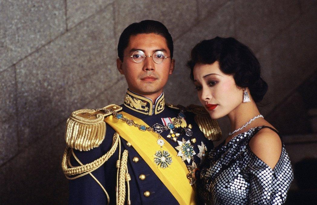 陳沖在《末代皇帝》裡獲得婉容一角的演出,因為這部作品在奧斯卡金像獎獲得多項大獎,...