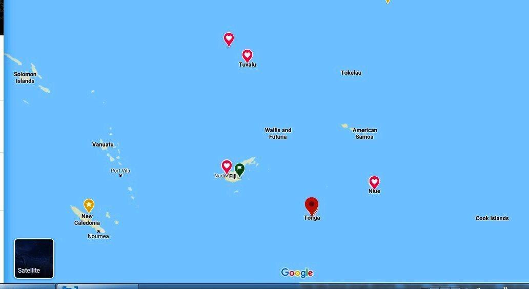 東加王國(The Kingdom of Tonga )