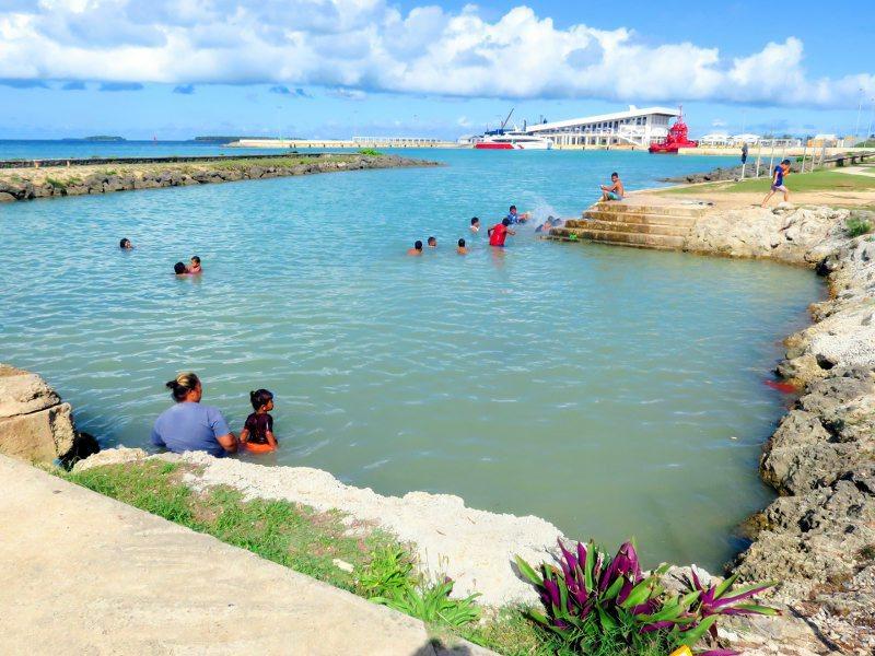 東加王國(The Kingdom of Tonga )的首都努庫阿洛法(Nuku'alofa)
