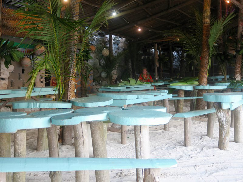東加王國(The Kingdom of Tonga )的文化晚宴 (Culture dinner)