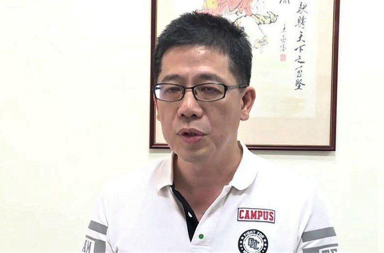 柯文哲挖角謝立功,出任台灣民眾黨的秘書長,謝立功表示他和民眾黨主席柯文哲的理念相同。圖/聯合報系資料照片