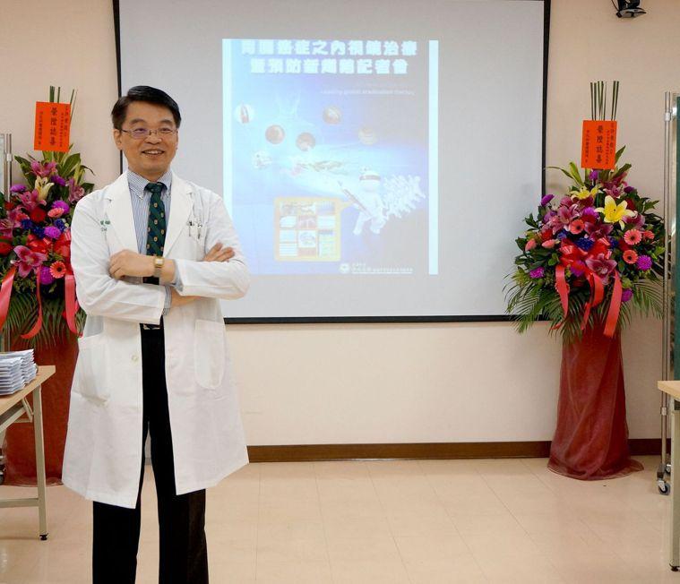 台南市立安南醫院副院長許秉毅。圖/安南醫院提供
