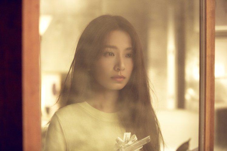 田馥甄在MV展現精湛演技。圖/何樂音樂提供