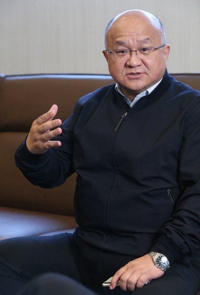 敏實集團創辦人秦榮華。 圖╱聯合報系資料照片