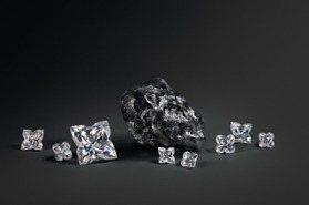 1758克拉史上第二大的鑽石原石 LV高級珠寶展現身台灣