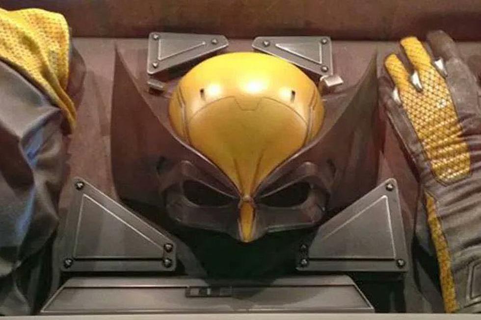 「金鋼狼」在漫畫中的經典服裝,從未正式讓休傑克曼穿上。圖/摘自推特