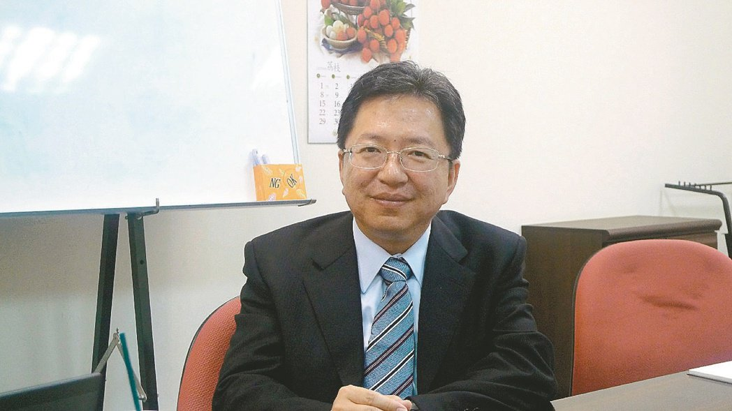 新鉅科董事長鄭勝全 (本報系資料庫)