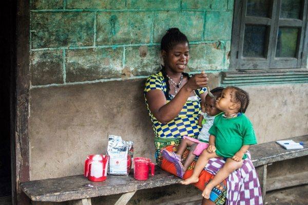 不只肺炎,Covid-19還帶來飢餓瘟疫 圖/摘自WFP網站