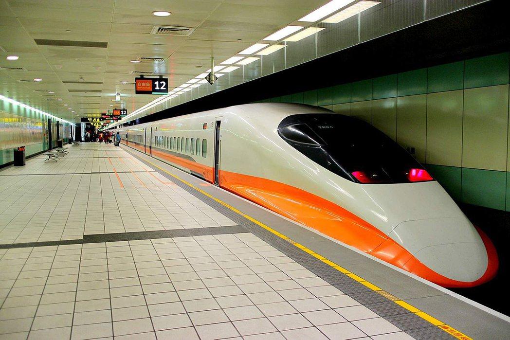 台灣高鐵站南下月台_資料來源維基百科。 圖/21世紀不動產 提供