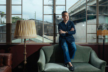 【穿搭時尚】禮拜文房具、ADC STUDIO創意總監蔡孟仰:個人穿搭就是一種品牌風格