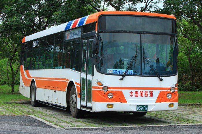 台灣好行。 圖/Wikimedia