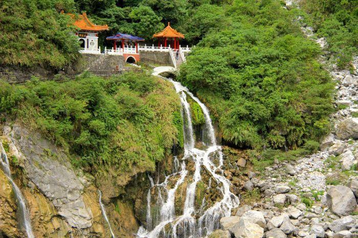 長春祠。 圖/Wikimedia