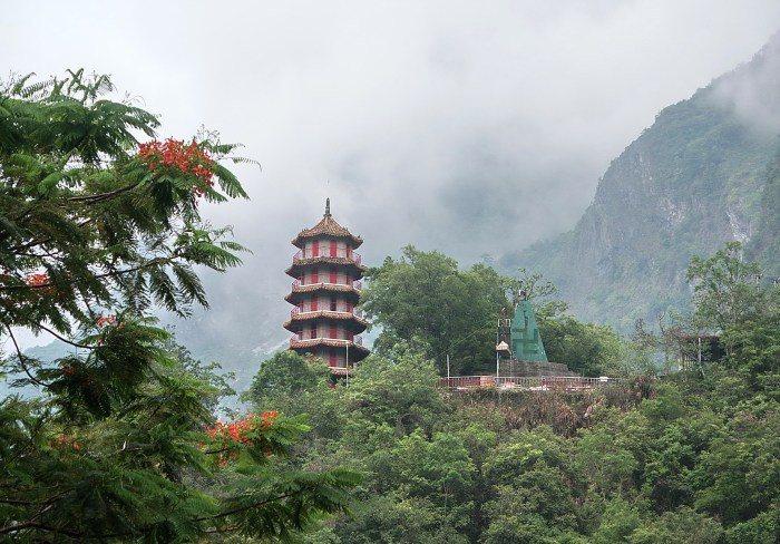 天祥。 圖/Wikimedia