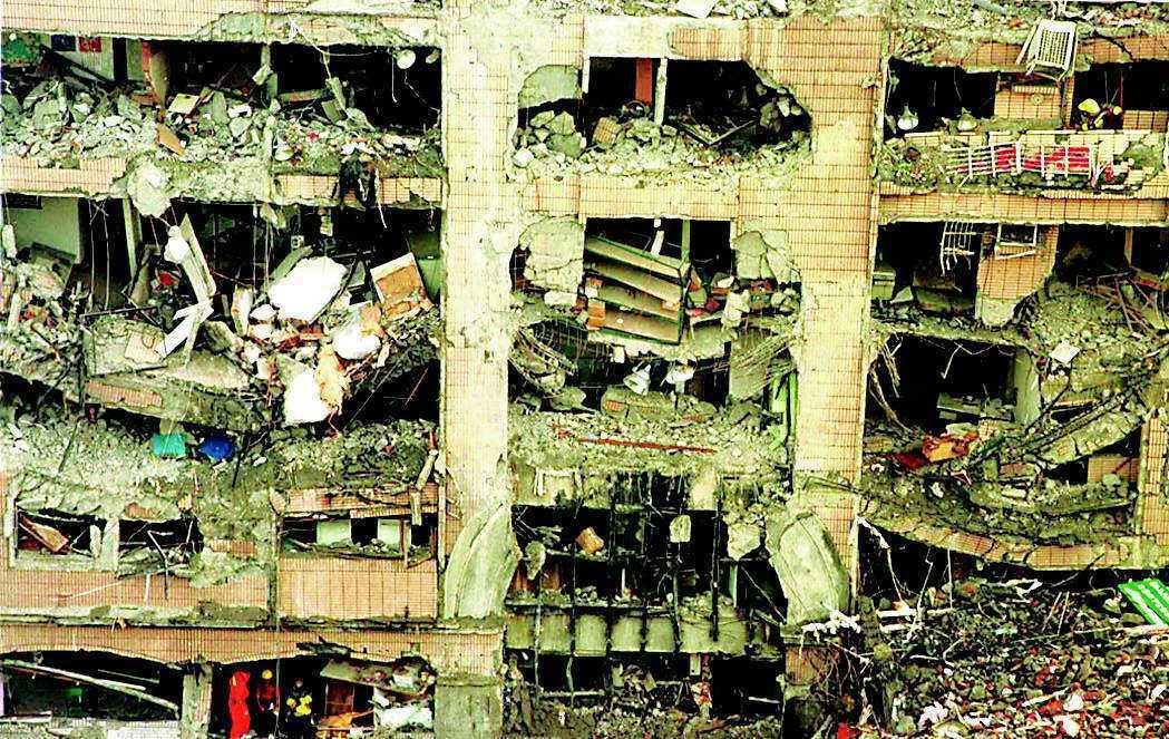 921地震21年了,仍是許多人的夢魘。圖/聯合報系資料照片