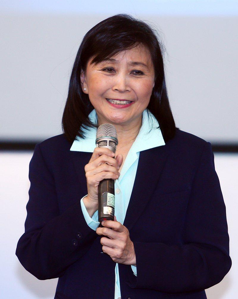 香港北威國際集團董事總經理劉憶如,成為鴻海董事團隊中首位女性董事。圖/聯合報系資料照片