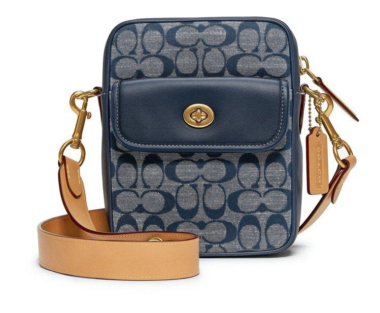 Dylan側背包(男裝),19,800元。圖/COACH提供