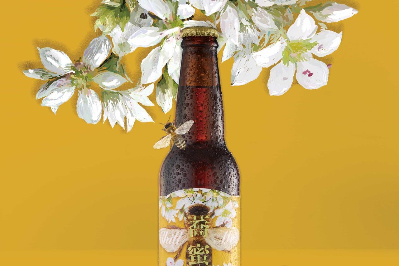 「啤酒頭」推精釀啤酒新作 梅麥、蕎蜜微醺獻映
