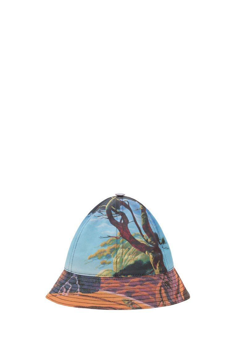 藝術家Roger Dean特别合作系列FLOATING ISLAND印花漁夫帽,...