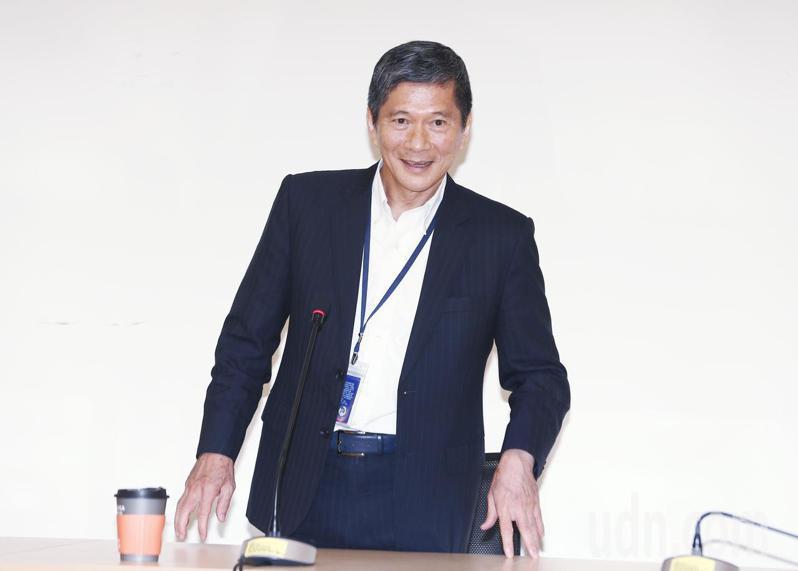 文化部部长李永得。联合报记者曾原信/摄影