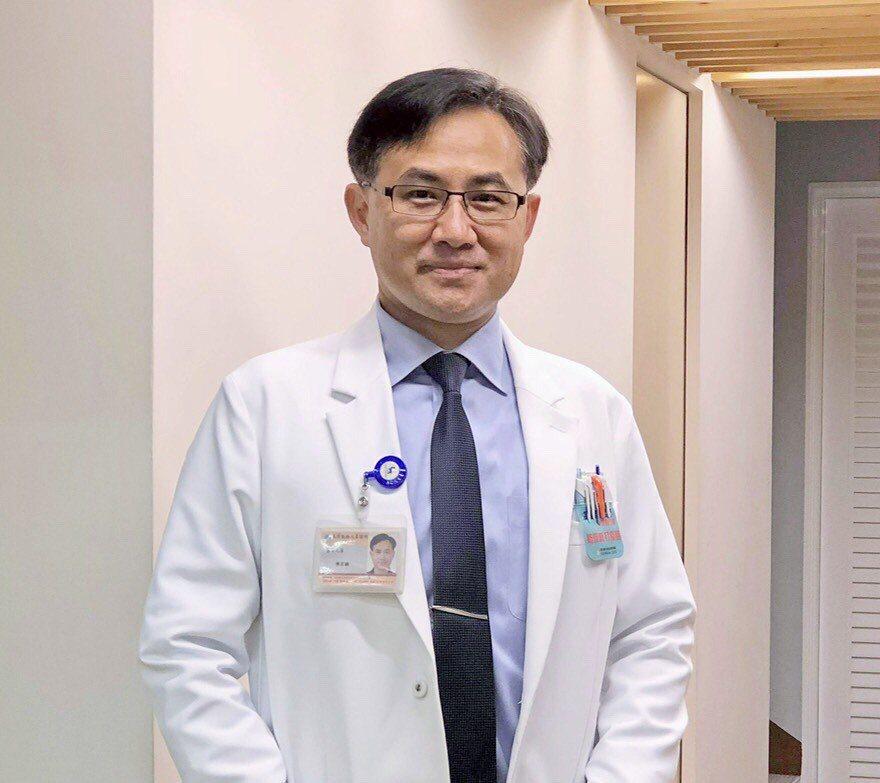 台灣基層糖尿病協會陳宏麟醫師。圖/陳宏麟提供