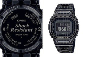 未上市就有超高詢問度!G-Shock打造限量爆款帥氣潮表