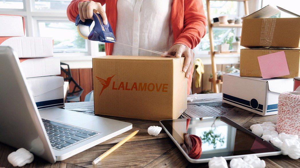 Lalamove從大數據中洞察新商機,主打「快送更多可能」拓展新服務行種。 La...