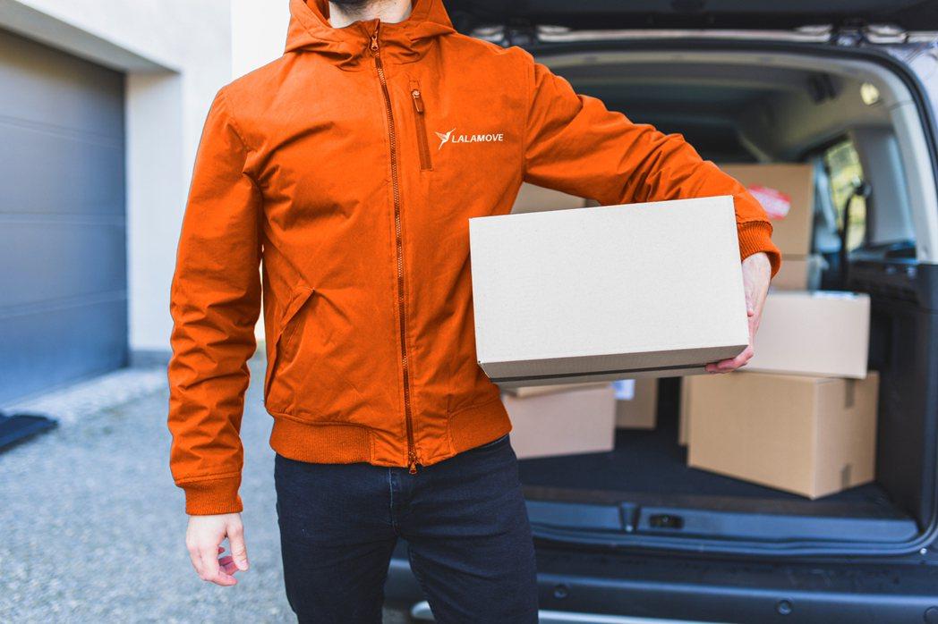 Lalamove登台滿五周年,今年更擴大四輪貨運即時媒合服務,獲企業及一般用戶好...