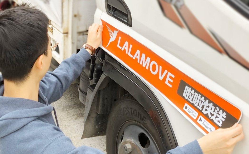 汽車業者採Lalamove的四輪貨運配送零件,不僅縮短維修時間並降低倉儲、供應鏈...