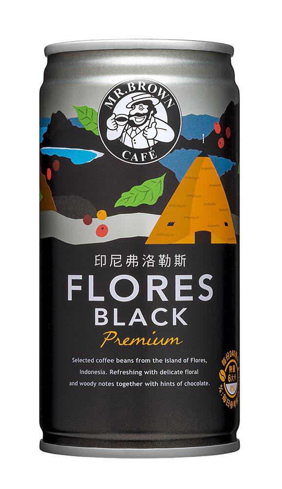 「伯朗精品咖啡-印尼弗洛勒斯」,以冷萃工法降低酸度與苦味,展現Flores弗洛勒...