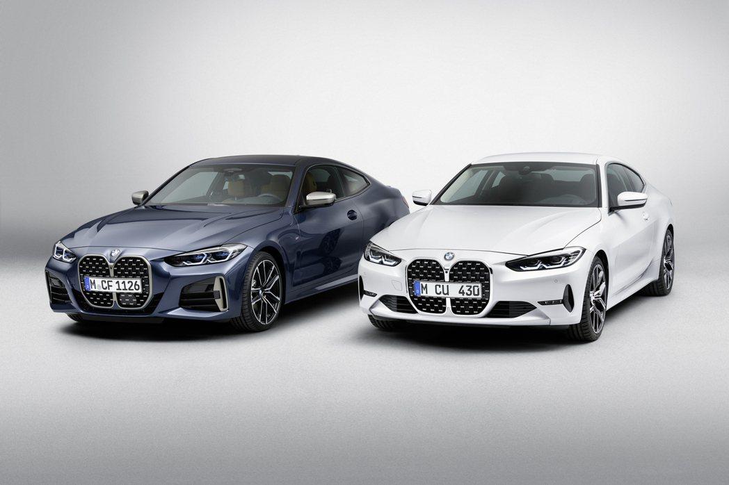新世代BMW 4 Series Coupe共提供三具汽油與三具柴油引擎。 摘自B...