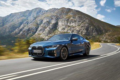 絕對讓你過目不忘的巨大雙腎! 第二代BMW 4 Series Coupe正式發表!