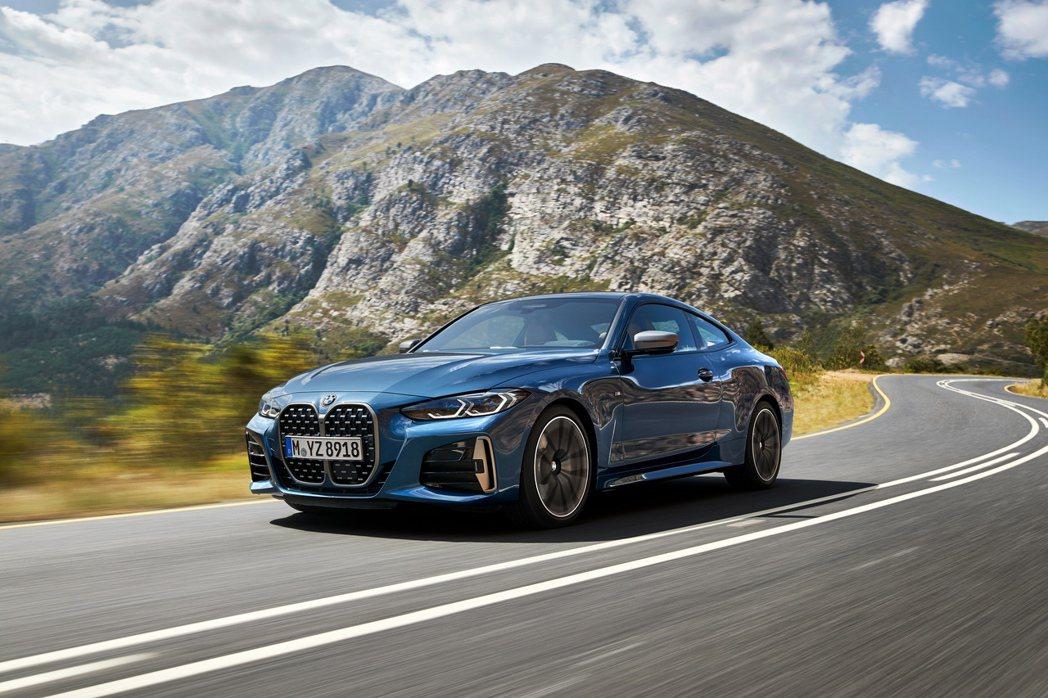新世代BMW 4 Series Coupe在某些動力車型中增加了48V Mild...