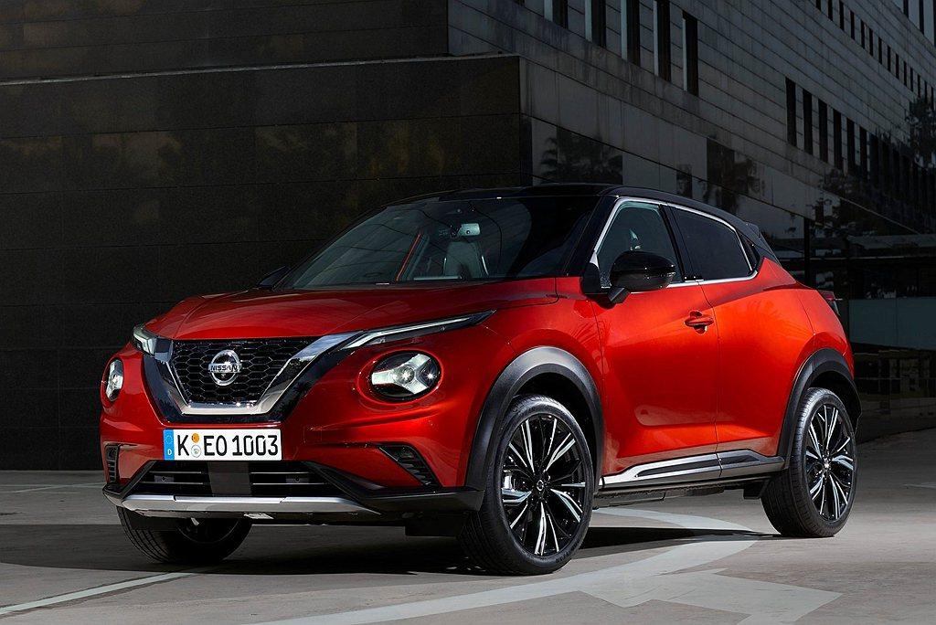 全新第二代Nissan Juke於去年9月在歐洲全球首發後,現在也走出歐洲導入澳...