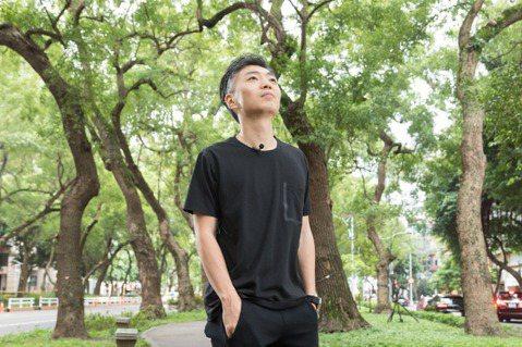林泉對台灣情感之深,連媽媽都笑他上輩子應是台灣人。記者陳立凱/攝影