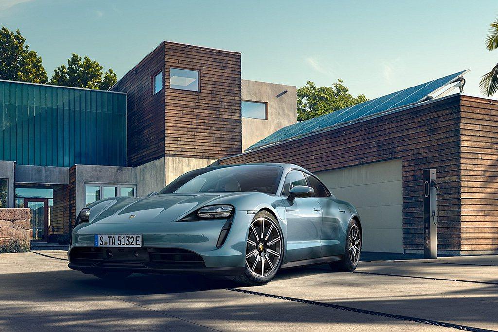 台灣保時捷引進800V電力技術,率先於全台授權Porsche Centre設置P...