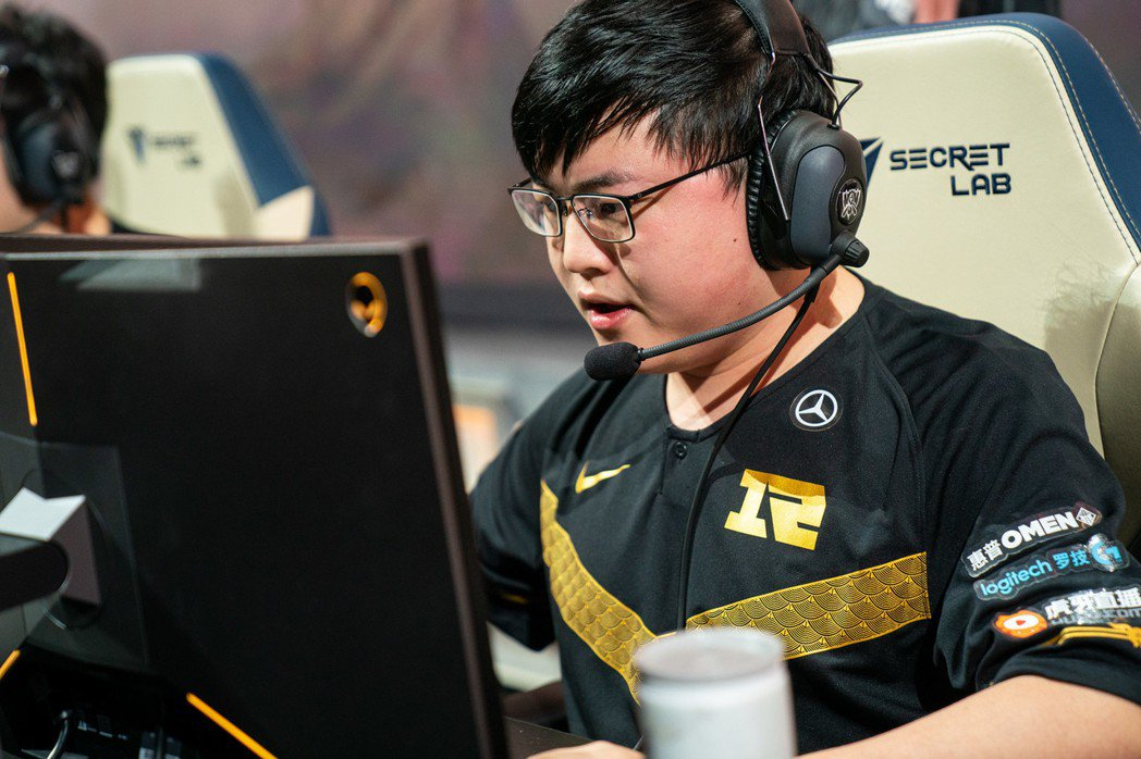 RNG宣布明星選手「小狗」Uzi正式退役/圖片截自LoLEsports flic...