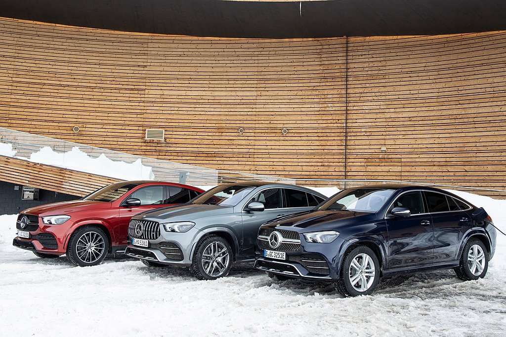台灣將先導入賓士GLE 350 d 4MATIC Coupe、Mercedes-...