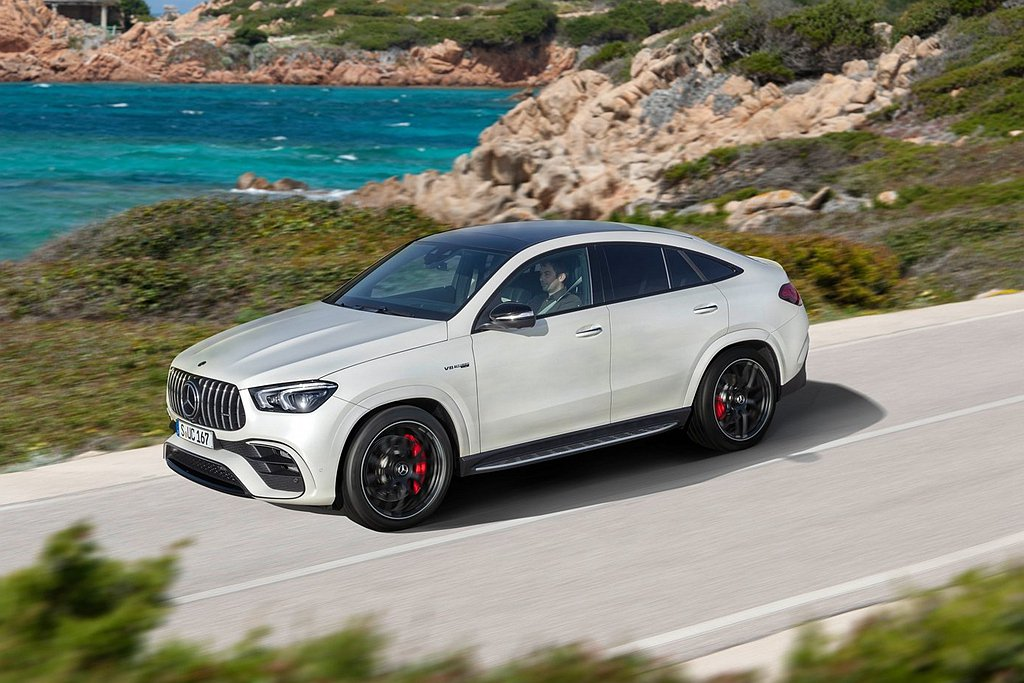 當中最頂級版本的Mercedes-AMG GLE 63 S 4MATIC+ Co...