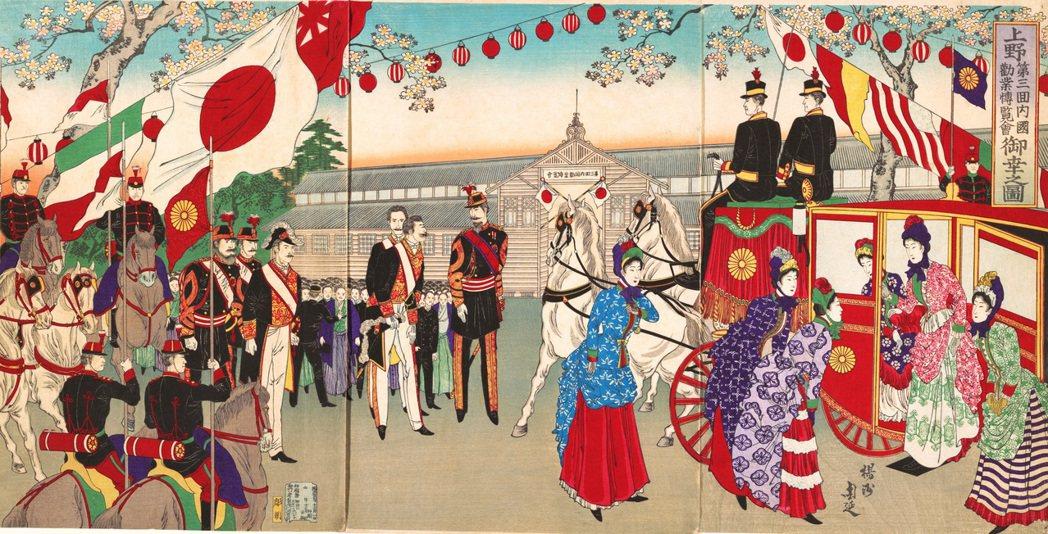 明治初期在洋化、現代化的絕對價值下,日本傳統被視為可棄、甚至是應該消除的負面因子...
