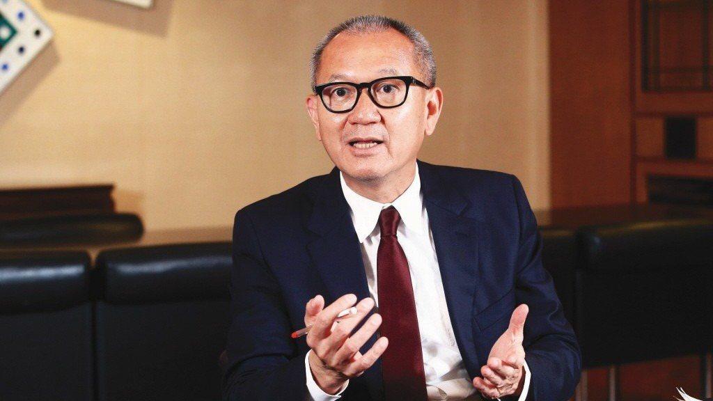 圖為國巨董事長陳泰銘。 圖/聯合報系資料照片