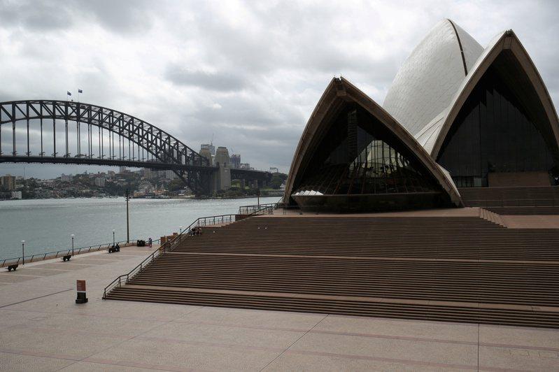 澳洲第1季國內生產毛額(GDP)萎縮0.3%。  (路透)
