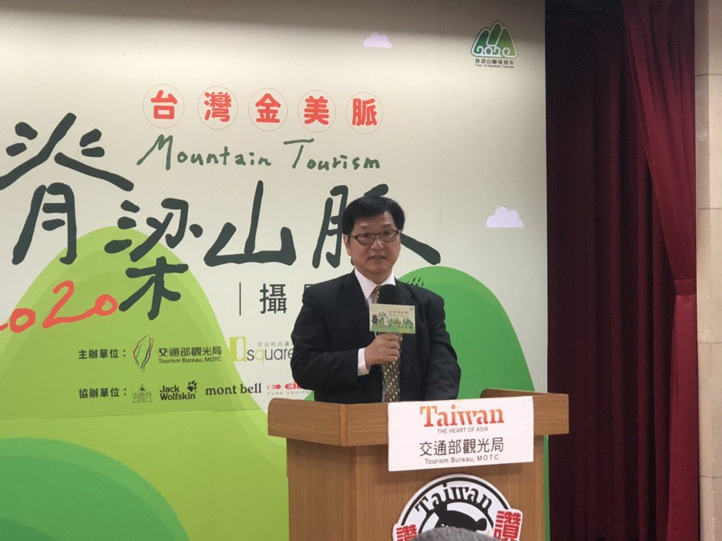 交通部常務次長祁文中表示,安心旅遊是希望鼓勵民眾走出戶外,只要振興券沒有限制的,...