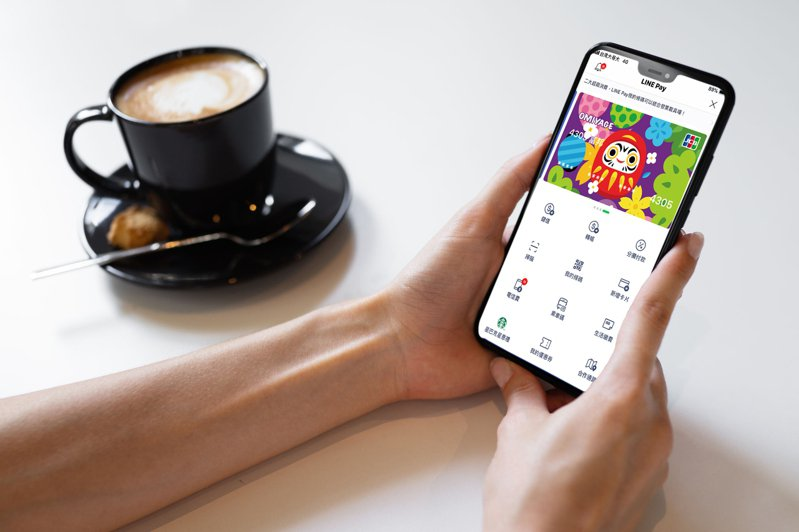 台北富邦銀行與LINE Pay緊密合作,LINE Pay綁定任一富邦信用卡,活動期間繳台灣大哥大電信費、訂旅宿享最高15%回饋。圖/北富銀提供