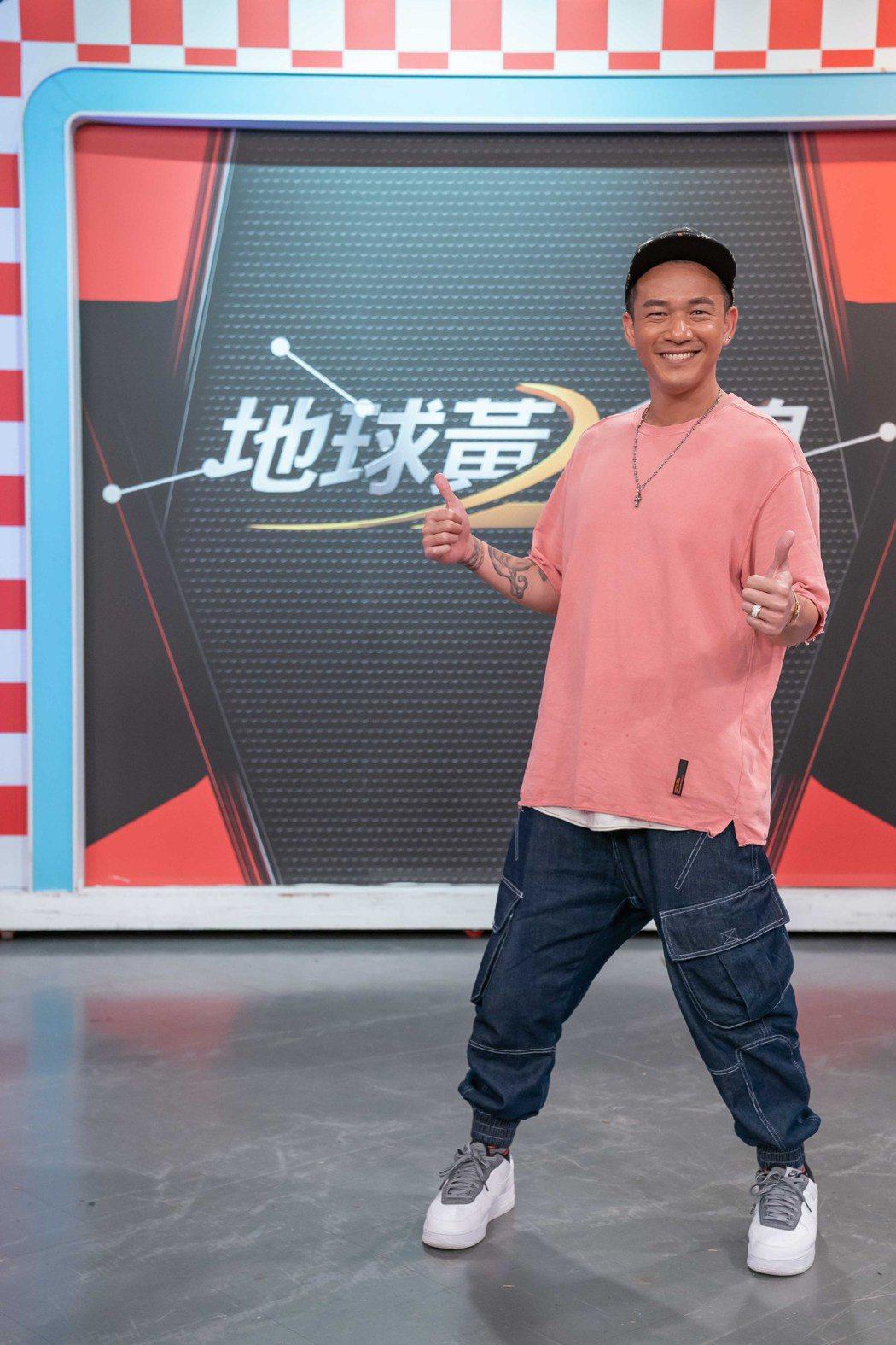 阿Ben日前上TVBS「地球黃金線」。圖/TVBS提供