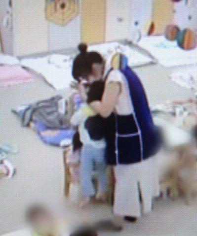 新北市樹林文林公托發生教師虐童事件,部分監錄影片證據疑似遭湮滅。圖/張錦豪提供