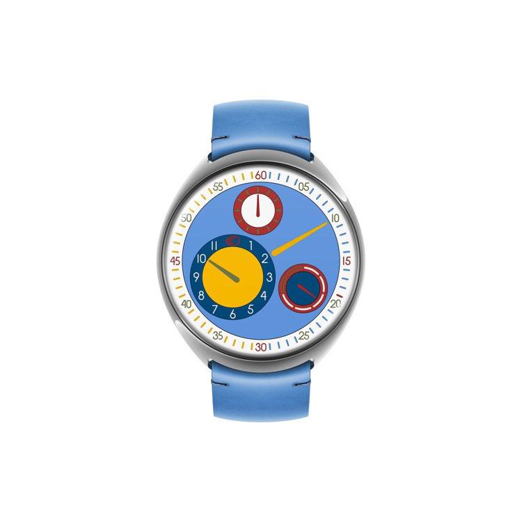 RESSENCE腕表設計比賽得獎者Raymond Ramsden的作品。圖/蘇富...